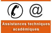Assistances techniques académiques