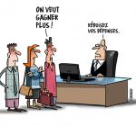 second degré rémunérations Chereau