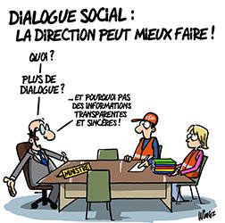 instances dialogue social éducation nationale enseignement supérieur recherche