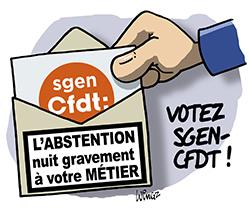 Elections CAPA certifiés